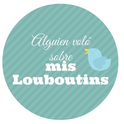 Alguien voló sobre mis Louboutins